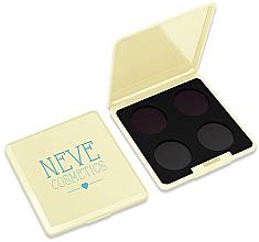 Düfte, Parfümerie und Kosmetik Leere Magnet-Palette - Neve Cosmetics Lemon Light