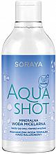 Düfte, Parfümerie und Kosmetik Mizellenwasser mit Mineralien für alle Hauttypen - Soraya Aquashot