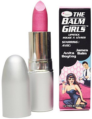 Lippenstift - theBalm Girls Lipstick — Bild N1