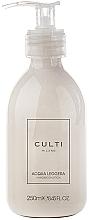Düfte, Parfümerie und Kosmetik Culti Milano Acqua Leggera - Erfrischende und nährende Hand- und Körperlotion mit Bergamotte- und Patschuli-Duft