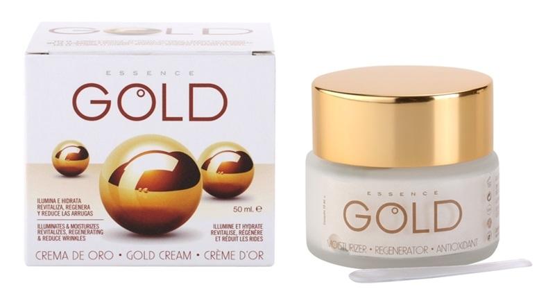 Revitalisierende und regenerierende Anti-Falten Gesichtscreme - Diet Esthetic Gold Cream SPF15 — Bild N1