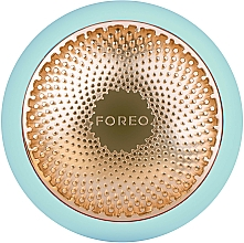 Düfte, Parfümerie und Kosmetik UFO-Beauty-Gerät minzgrün mit Led-thermoaktivierende Smart-Maske - Foreo UFO Smart Mask Treatment Device Mint