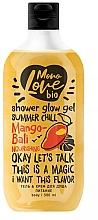 Düfte, Parfümerie und Kosmetik Pflegendes Creme-Duschgel mit Mangoöl und Kokosnuss - MonoLove Bio Mango-Bali Nourishing
