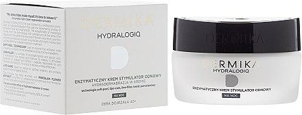 Enzymatische Anti-Falten Nachtcreme - Dermika Hydralogiq Cream 40+ — Bild N1