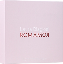 Düfte, Parfümerie und Kosmetik Laura Biagiotti Romamor - Duftset (Eau de Toilette 25ml + Mini 10ml)