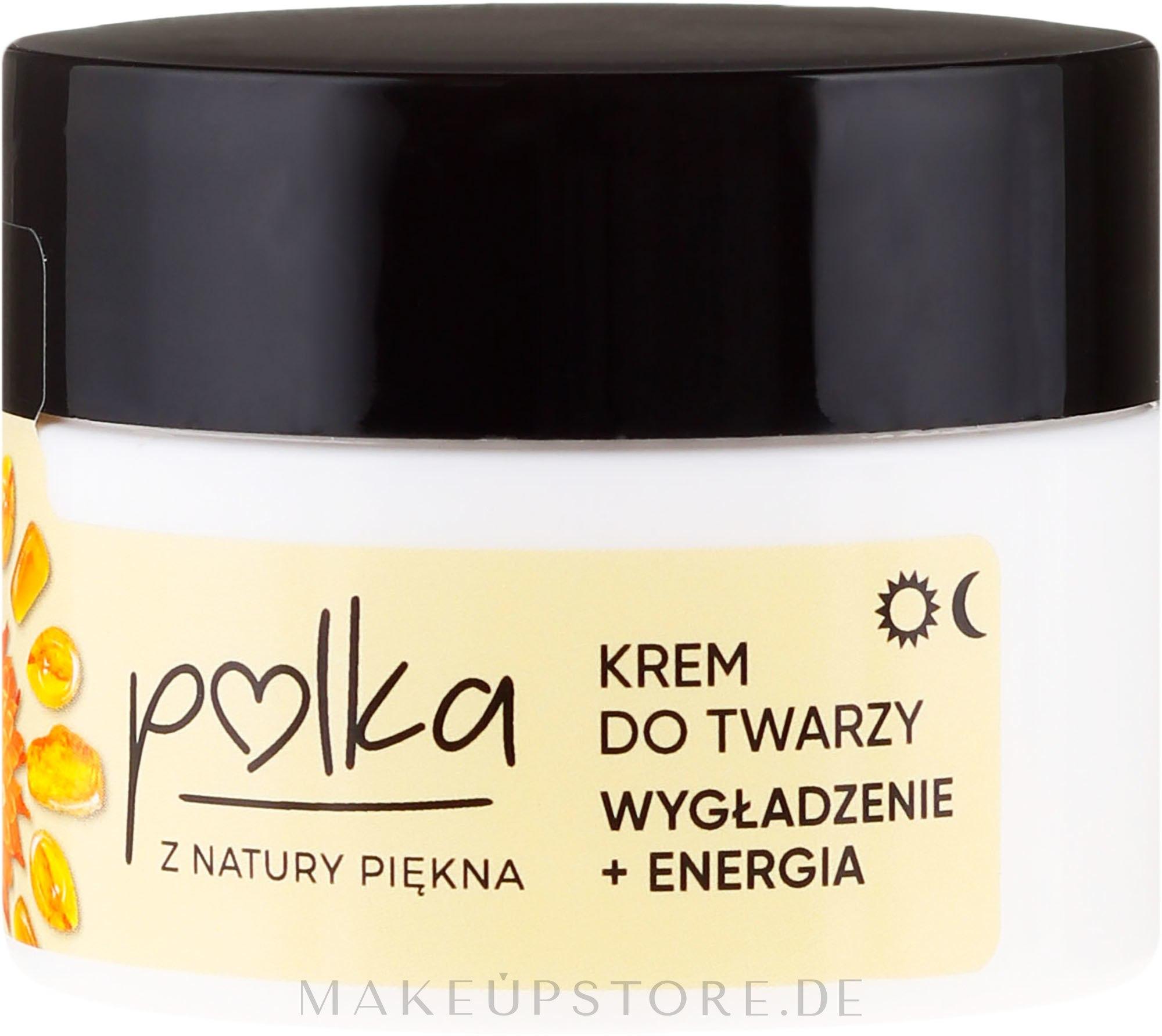 Gesichtscreme mit Bernsteinextrakt - Polka Day-night Cream — Bild 50 ml