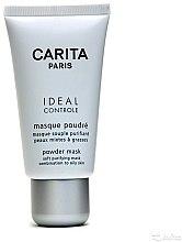 Düfte, Parfümerie und Kosmetik Reinigende Pudermaske für das Gesicht - Carita Ideal Controle Powder Mask