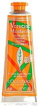 Düfte, Parfümerie und Kosmetik L'Occitane Verveine Mandarine• - Zarte Handcreme für trockene Hände