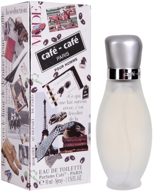 Cafe Parfums Cafe-Cafe Pour Homme - Eau de Toilette — Bild N1