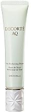 Düfte, Parfümerie und Kosmetik Gesichtsprimer SPF 25 - Cosme Decorte Tone Perfecting Primer SPF25