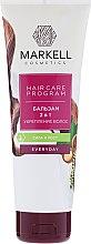 Düfte, Parfümerie und Kosmetik Stärkende Haarspülung 2in1 - Markell Cosmetics Everyday