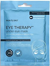 Düfte, Parfümerie und Kosmetik Augenpatsches mit Kollagen - BeautyPro Collagen Mask Eye Therapy