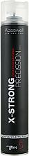 Düfte, Parfümerie und Kosmetik Haarspray Extra starker Halt - Kosswell Professional Dfine X-Strong Precission