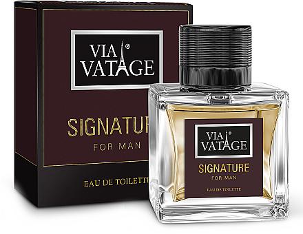 Via Vatage Signature - Eau de Toilette — Bild N1
