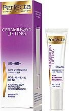 Düfte, Parfümerie und Kosmetik Augenkonturcreme - Perfecta Ceramid Lift 50+/60+ Eye Cream