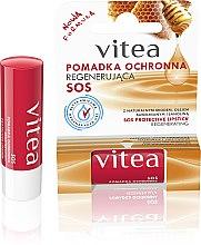 Düfte, Parfümerie und Kosmetik Regenerierender Lippenbalsam - Vitea SOS Lipbalm