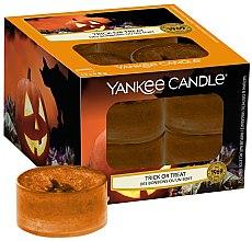 Düfte, Parfümerie und Kosmetik Teelichte - Yankee Candle Trick Or Treat