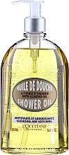 Düfte, Parfümerie und Kosmetik Aufweichendes Duschöl mit Mandelöl - L'Occitane Almond Shower Oil