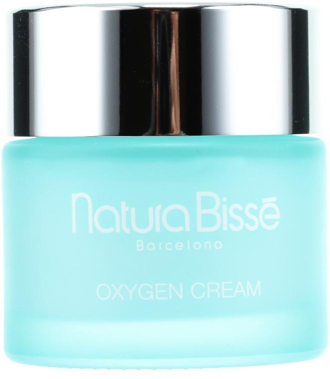Revitalisierende und reinigende Gesichtscreme mit aktivem Sauerstoff - Natura Bisse Oxygen Cream — Bild N1