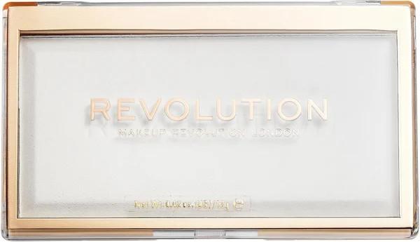 Transparenter mattierender Gesichtspuder - Makeup Revolution Matte Base Powder — Bild N1