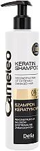 Shampoo mit Keratin für beschädigtes Haar - Delia Cameleo Shampoo — Bild N3