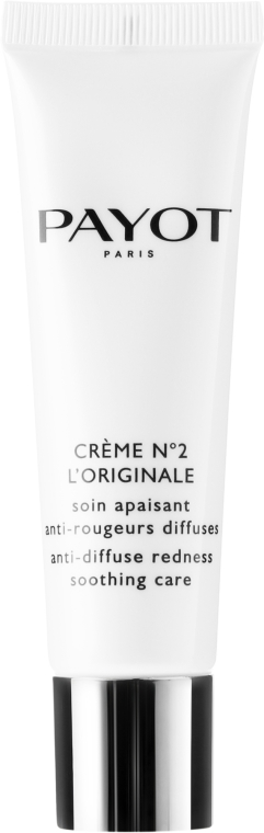 Beruhigende Gesichtscreme gegen diffuse Rötungen - Payot Creme N°2 L'Originale — Bild N2