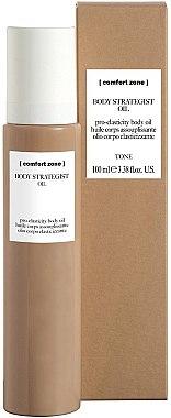 Körperöl mit Tamanuöl und Sußmandelöl für mehr Elastizität - Comfort Zone Body Strategist Oil — Bild N1