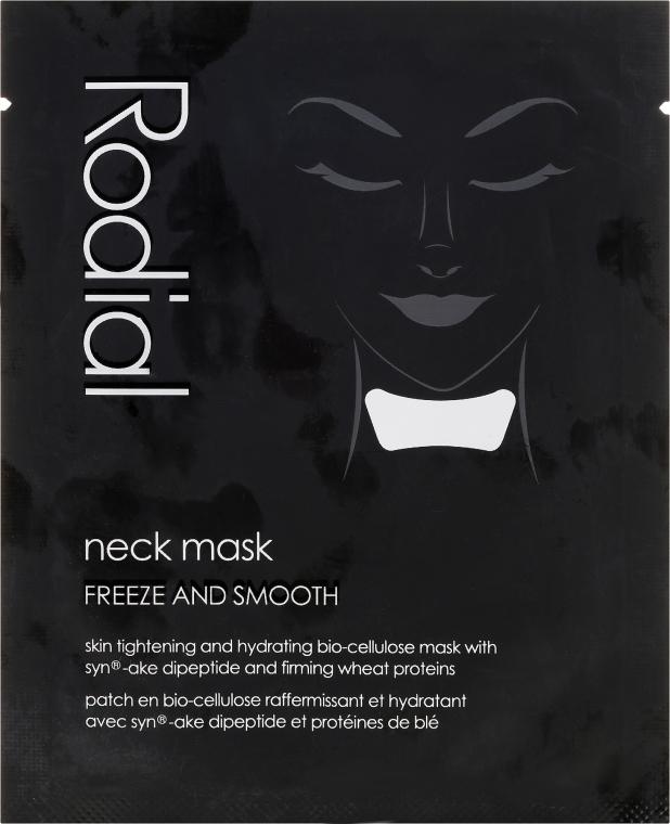 Glättende Halsmaske - Rodial Neck Masks Individual Sachets — Bild N1