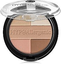 Düfte, Parfümerie und Kosmetik 2in1 Hypoallergener Puder & Rouge - Bell HypoAllergenic Powder&Blush