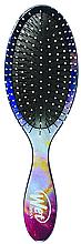 Düfte, Parfümerie und Kosmetik Haarbürste mit Print Glanz - Wet Brush Galaxy Shine