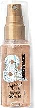 Düfte, Parfümerie und Kosmetik Parfümiertes Haarspray für langanhaltenden Duft und Glanz - Toni&Guy Radiant Pink Illuminating Hair Perfume