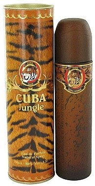 Cuba Jungle Tiger - Eau de Parfum