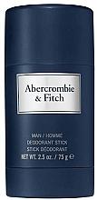 Düfte, Parfümerie und Kosmetik Abercrombie & Fitch First Instinct Blue - Deostick