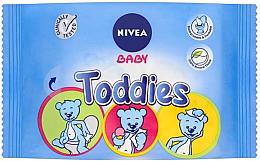Düfte, Parfümerie und Kosmetik Feuchttücher für Kinder - Nivea Baby Toddies Multifunctional Napkins