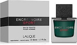 Düfte, Parfümerie und Kosmetik Lalique Encre Noire Sport - Eau de Toilette