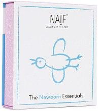Düfte, Parfümerie und Kosmetik Körperpflegeset - Naif Newborn Essentials (Körperöl 100ml + Körperpeeling 75ml + Körperöl 100ml)