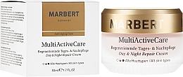Düfte, Parfümerie und Kosmetik Regenerierende Tages- und Nachtpflege für alle Hauttypen - Marbert Multi-Active Care Repair Cream
