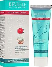 Düfte, Parfümerie und Kosmetik Feuchtigkeitsspendende Peelingmaske für die Füße - Revuele Professional Care Peeling Feet Mask