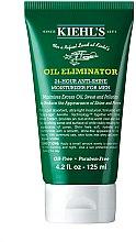 Düfte, Parfümerie und Kosmetik Extra leichte Feuchtigkeitspflege für Männer zur Absorption von Schweiß und Hautöl - Kiehl's Oil Eliminator 24-Hour Anti-Shine Moisturizer