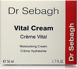 Klärendes Feuchtigkeitsgel für ölige und unreine Haut - Dr Sebagh Vital Cream — Bild N3