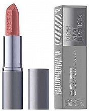 Düfte, Parfümerie und Kosmetik Matter Lippenstift - Bell HypoAllergenic Rich Mat Lipstick