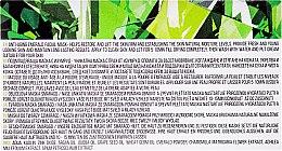 Regenerierende, festigende und feuchtigkeitsspendende Anti-Aging Gesichtsmaske mit Smaragd - Hristina Cosmetics SM Crystal Emerald Anti-Aging Face Mask — Bild N3