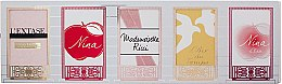 Düfte, Parfümerie und Kosmetik Nina Ricci L'Extase Gift Set - Duftset (Eau de Parfum 2x4ml + Eau de Toilette 3x4ml)