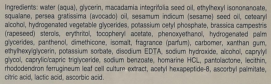 Leichte 24h Pflegecreme zur Reduzierung von Mimikfältchen - Babor Mimical Control Cream — Bild N4