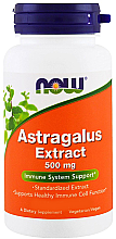 Düfte, Parfümerie und Kosmetik Nahrungsergänzungsmittel Astragalus-Extrakt 500 mg - Now Foods Astragalus Extract