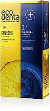 Mundpflege-Set - Ecodenta (Zahnpasta für den Morgen 100ml + Zahnpasta vor dem Schlafen 100ml) — Bild N2