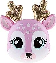 Düfte, Parfümerie und Kosmetik Lipgloss Himbeere - Cosmetic 2K Lip Gloss Oh My Deer! Without Glitter Raspberry