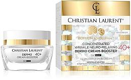 Düfte, Parfümerie und Kosmetik Konzentrierter und entspannender Anti-Falten Gesichtscreme-Booster 40+ - Christian Laurent Botulin Revolution Concentrated Dermo Cream-Booster