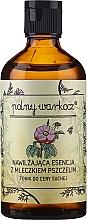 Düfte, Parfümerie und Kosmetik Feuchtigkeitsspendende Gesichtsessenz mit Gelée Royale - Polny Warkocz