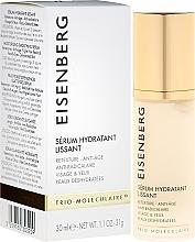 Düfte, Parfümerie und Kosmetik Feuchtigkeitsspendendes und glättendes Gesichtsserum - Jose Eisenberg Moisturising Smoothing Serum